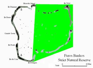 Peros Banhos - Peros Banhos Atoll Strict Nature Reserve