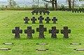 Perspective La Cambe cemetery Calvados.jpg