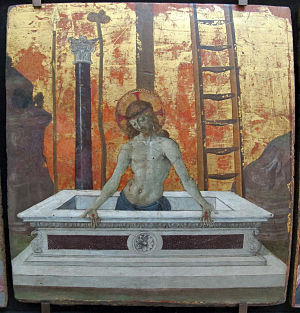 Christ in the Tomb