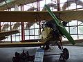 Petőfi Csarnok, Repüléstörténeti kiállítás, Polikarpov Po-2 mezőgazdasági repülőgép.JPG