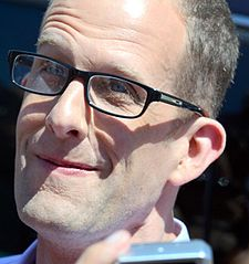 Pete Docter Cannes 2015