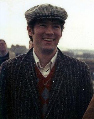 Peter Steinbrueck - Peter Steinbrueck at Seattle's Market Park, 1984