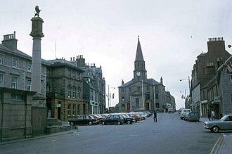 Peterhead - Image: Peterhead, Broad Street