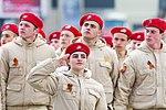 Petropavlovsk Kamchatsky Victory Day Parade (2019) 02.jpg