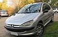 Peugeot 206 XN 2004 (36650834353).jpg