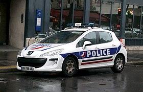 Police nationale (France) — Wikipédia