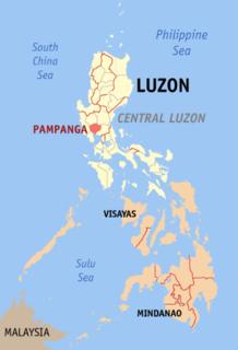 Prehistory of Pampanga