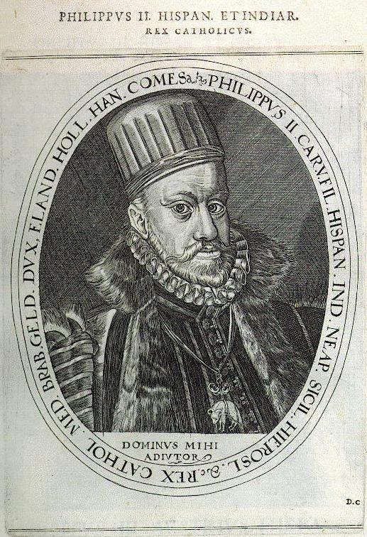 Philipp II Spanien MATEO