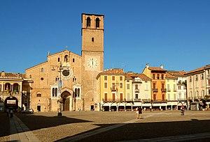 Lodi, Lombardy - Piazza della Vittoria