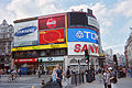 Piccadilly Circus Advertising June 2002.jpg
