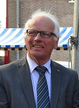 Pieter van der Zaag, april 2013
