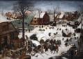 Pieter Bruegel der Ältere - Volkszählung zu Bethlehem.png