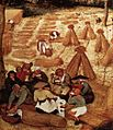 Pieter Bruegel the Elder - The Corn Harvest (detail) - WGA3455.jpg