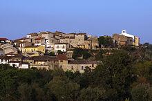 Pietrelcina, città natale di San Pio - Centro storico