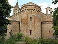Pieve di Santa Maria Annunziata e San Biagio, absidi (Sala, Sala Bolognese) 01.JPG