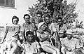 PikiWiki Israel 2452 Kibutz Gan-Shmuel sb3- 55 גן-שמואל-הצעירים בטיול 1949-52.jpg