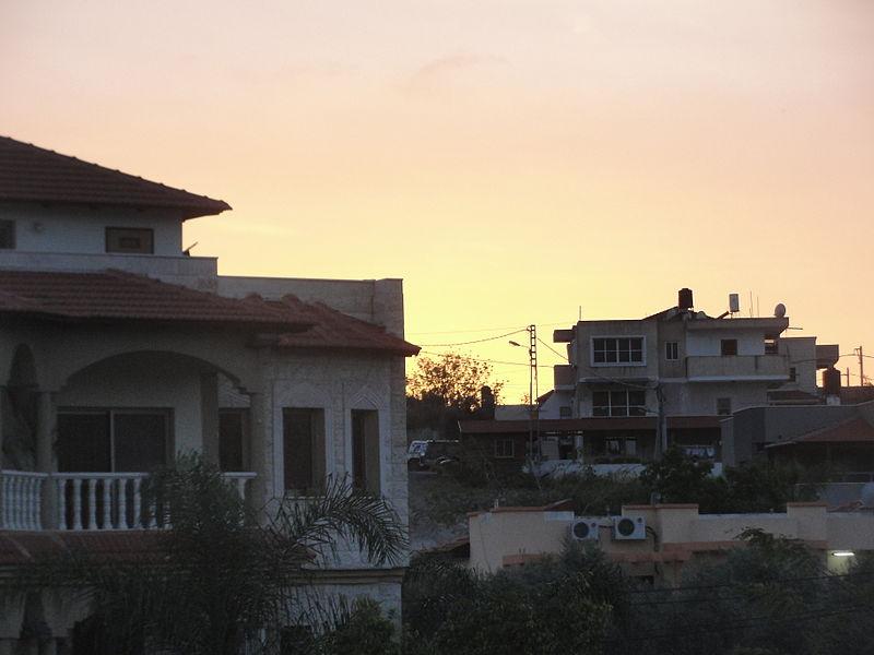 בתים במרכז העיר