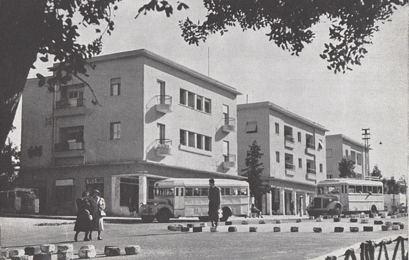 רחוב הנשיא בחיפה
