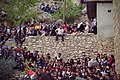 Pilgrims and festival at Lalish on the day of the Ezidi New Year in 2017 10.jpg