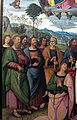 Pinturicchio e bottega, assunzione della vergine, 1508 ca. Q49, 03.JPG