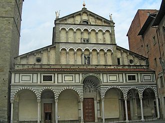 Roman Catholic Diocese of Pistoia - Pistoia Cathedral