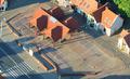 Plac targowy w Trzebini, zdjęcie lotnicze.png