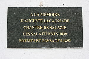 Auguste Lacaussade Wikipédia