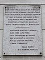 Plaque Bataillon Marseillais Place Marseillais - Charenton-le-Pont (FR94) - 2020-10-16 - 2.jpg