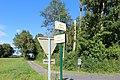 Plaques routes Mâcon Guillemières St Cyr Menthon 4.jpg