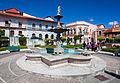 Plaza Principal, Real del Monte, Hidalgo, México, 2013-10-10, DD 02.JPG