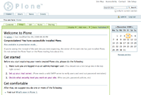 Plone - Content Management System