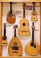 Plucked string instruments (2) Mandolin, Lute, Portuguese string ensemble, Portuguese guitar - Soinuenea.jpg