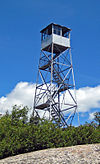 Poke-O-Moonshine Mountain Fire Observation Station