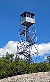 Poke-O-Moonshine Mountain Fire Observation Station