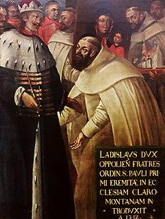 Vladislaus II of Opole 14th-century Hungarian and Polish nobleman