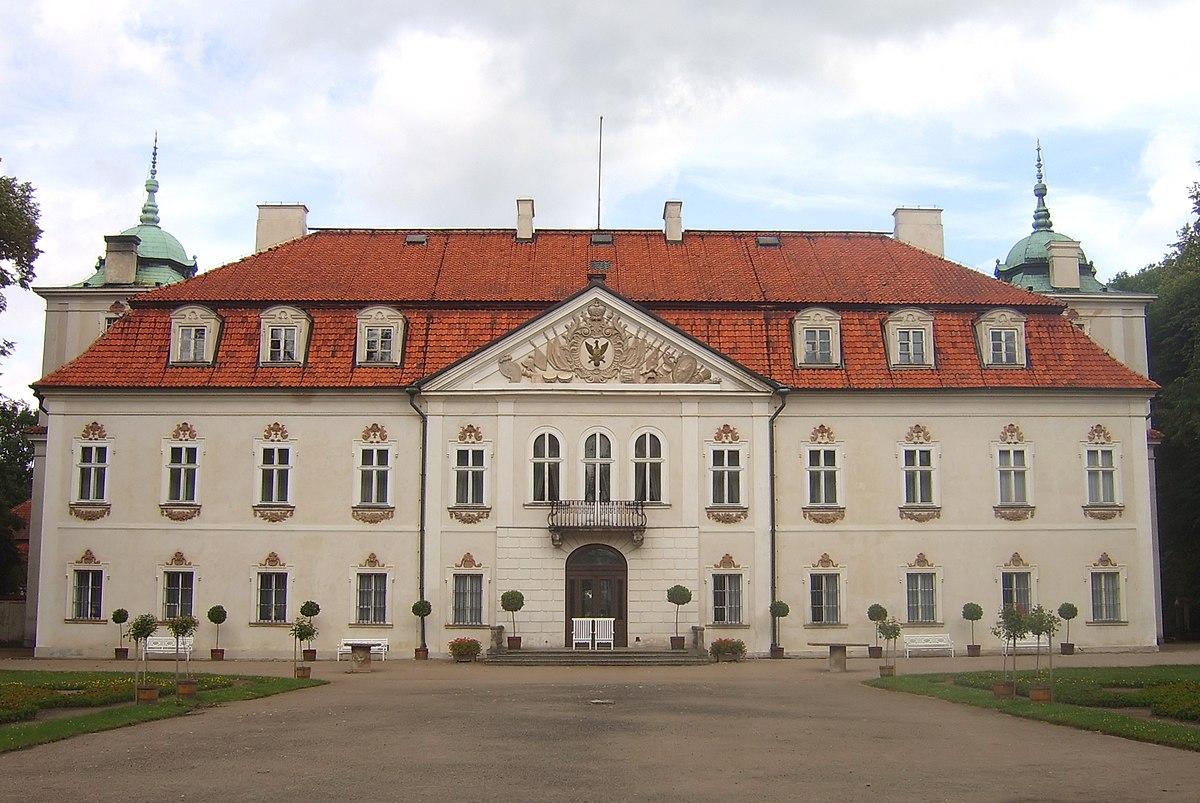 Nieborów Palace - Wikipedia