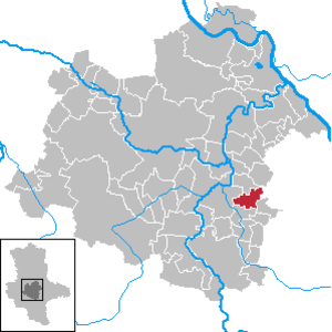 Poley, Germany - Image: Poley in SLK