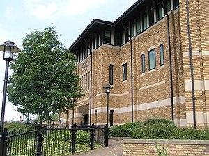 Mosborough (ward) - Moss Way Police Station