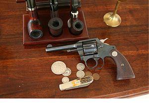 Colt Police Positive - Image: Police positive 32