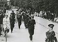 Politieagenten uit Vlissingen op het parcours van 50 km te Wijchen op de tweede – F40824 – KNBLO.jpg