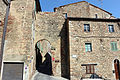 Pomarance, porta orcolina, xii secolo 02.JPG