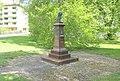 Pomník Adama Mickiewicze v parku v Slovenské ulici v Karlových Varech (Q37340674) 01.jpg