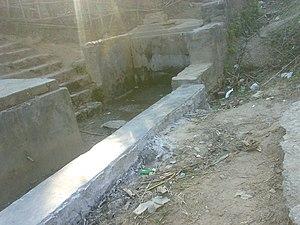 Bal Mandir - Image: Pond of Balmandir (2)
