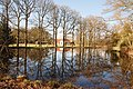 Pond with nice reflections and farmhouse in early spring Schaarsbergen - panoramio.jpg