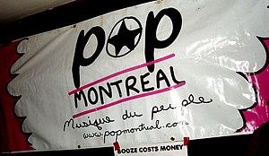 Pop Montreal - Pop Montreal 2005.