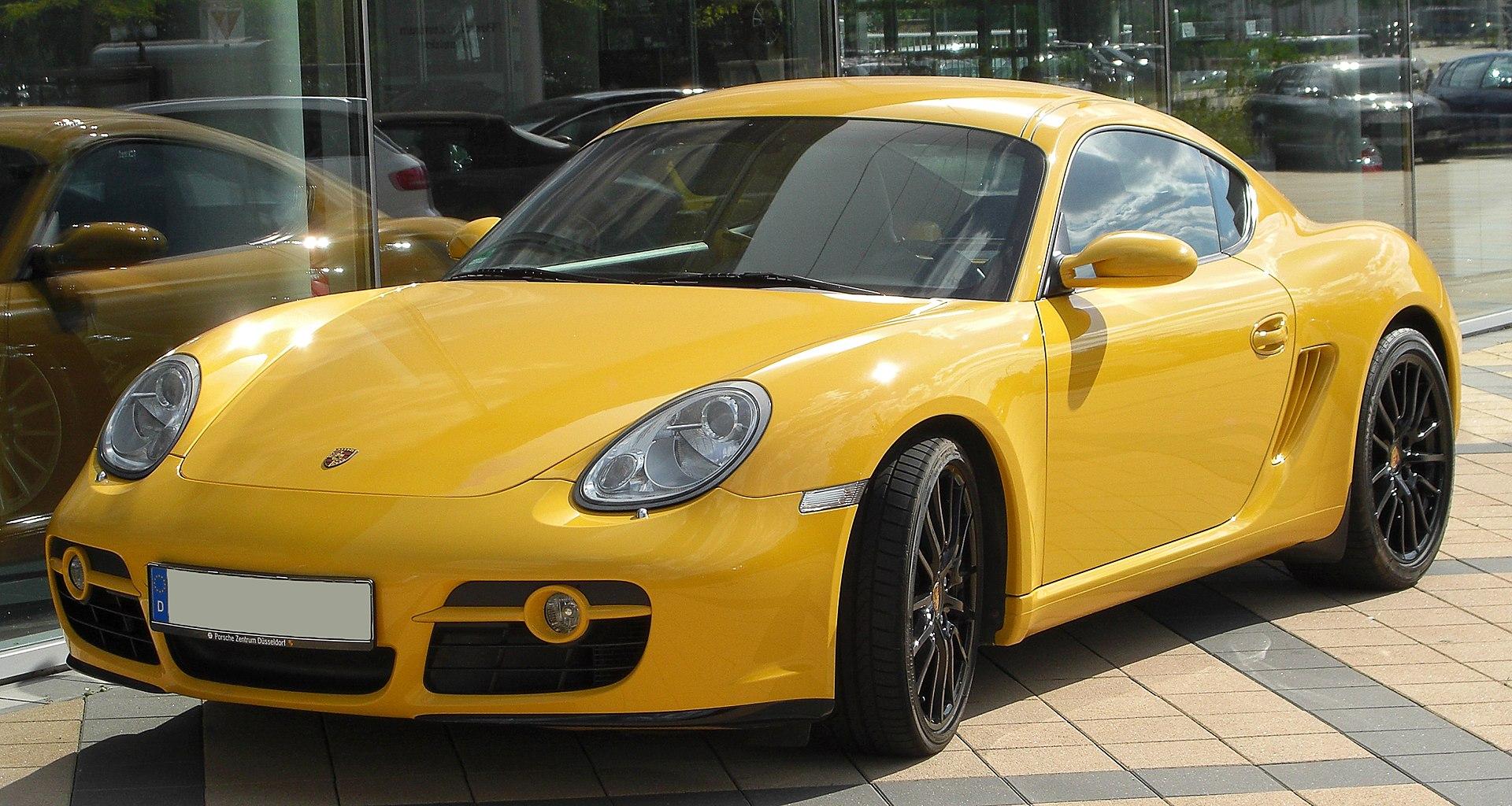 Porsche Cayman Typ 987c Wikipedia