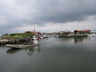 Gujan-Mestras - Oyster port