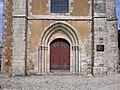 Portail ouest de l'église Notre-Dame de l'Assomption de Torteval-Quesnay.jpg