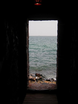 House of Slaves - Door of No Return