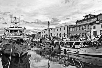 Porto Canale bn.jpg